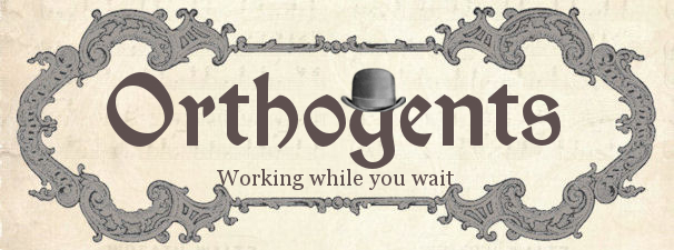 Orthogents